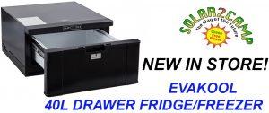 slider template - 40L DRAWER FRIDGE
