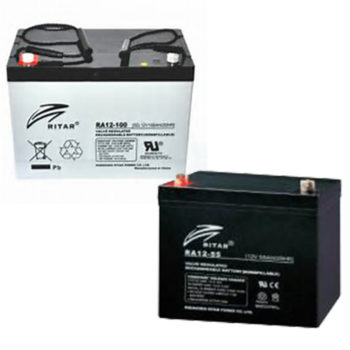 AGM Deep Cycle Batteries