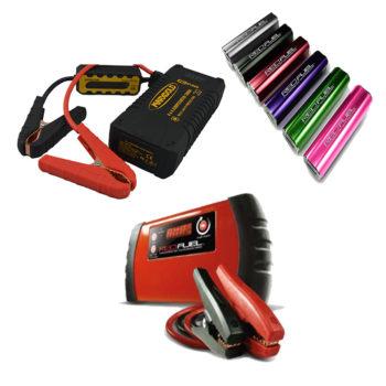 Jump Start & Fuel Packs