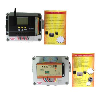Solar Controller D.I.Y Boxes