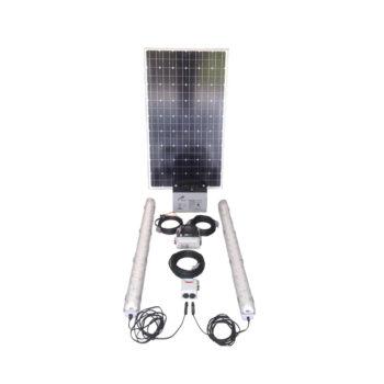 Solar Shed Lighting